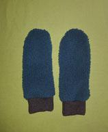 Handschuhe grün/schwarz lang Gr. 2