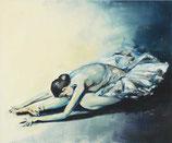 """Kunstdruck """"Die Ballerina"""""""