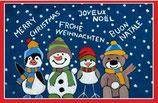 "Motiv ""Merry Christmas"" AU1314"
