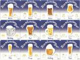 """Bierdeckel """"Himmlisches Bier"""""""
