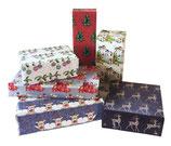 Geschenkpapier Weihnachtsmotiv