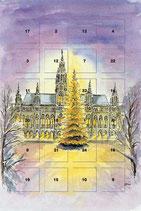 """Adventkalender """"Strahlender Rathausplatz"""""""