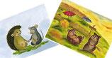 """Posterset """"Mathilda und Hannibal"""" und """"Die Hamster"""""""
