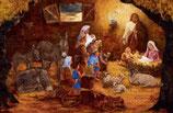 """Motiv """"Christ ist geboren"""""""