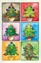 """Motiv """"Weihnachtskaleidoskop"""""""