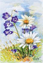 """Motiv """"Wiesenblumen"""""""