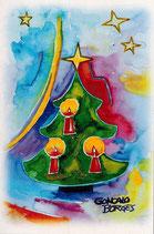 """Motiv """"Weihnachtsbäumchen"""""""