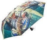 """Regenschirm """"Boote in Venedig"""""""