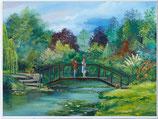 """Motiv """"An der Brücke"""""""