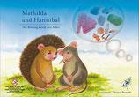 """Puzzle """"Mathilda und Hannibal - Die Rettung durch den Adler"""""""