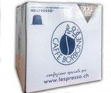 200 Kapseln XXL Pack Borbone Miscela Blu Respresso