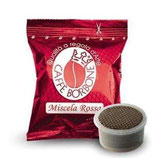 100 Kapseln Borbone Miscela Rossa Lavazza Espresso Point