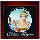 Donna Regina Espresso Pads FORTE Napoletano - 150er Pack
