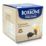 Borbone Nescafè Dolce Gusto CORTADO - CAFFE' MACCHIATO - 64er Pack