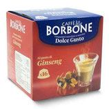 Borbone Nescafè Dolce Gusto CAFFÈ AL GINSENG - 64er Pack