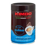 KIMBO Decaffeinato gemahlen 250g