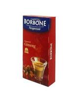 Borbone Ginseng Nespresso kompatibel 6x10er Pack