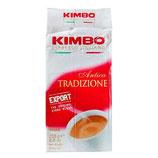 KIMBO Export Antica Tradizione gemahlen 250g