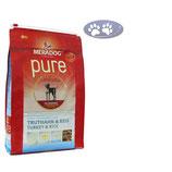 Mera Dog Pure JUNIOR Truthahn & Reis
