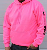 SPORTHUND Electric Hoodie Pink