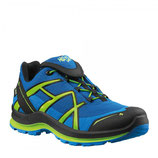 Haix Black Eagle Adventure 2.0 Low blau/citrus