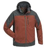 Pinewood Caribou TC Jacke Terracota/Grau