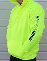 SPORTHUND Electric Hoodie Yellow