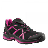 Black Eagle Adventure 2.0 Low schwarz/magenta