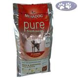 Mera Dog Pure fresh meat Ente & Kartoffel