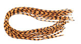 Pro CENTIPEDE LEGS speckled hot orange - medium