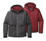 Patagonia 3-in-1 River Jacket
