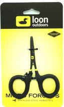 "LOON ""Rogue Micro Scissor Forceps"" 11cm"