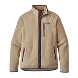 Patagonia RETRO PILE FLEECE JACKET EL CAP KHAKI