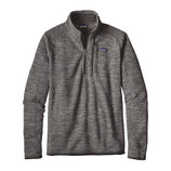 Patagonia BETTER SWEATER 1/4 ZIP NICKEL