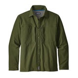 Patagonia LONG- SLEEVED SNAP DRY SHIRT