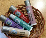 Organic Lip Balm - 8 Flavours!  Get 3 for $12.00!