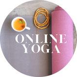 Online Yoga mit Nadja