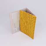 Etui carte-grise (simili), dragon jaune