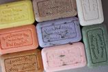 8er Set Provence Seifen Vegan á 125g / French  soaps