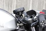 XSR700スピードメーターステー