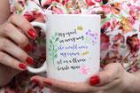 ACOMF inspirierte Tasse
