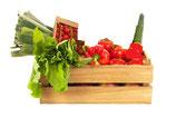 Gemüse Kiste BÜRO
