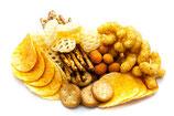 Kartoffel-Chips, Meersalz