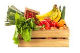 Obst und Gemüse Kiste