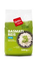 Reis, Basmati, weiß