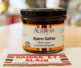 Apéro Saltsa aux olives noires au piment d'Espelette