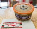 Rillettes de truite basque au piment d'Espelette
