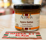 Apéro Saltsa aux tomates et noix au piment d'Espelette
