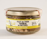 Filet de thon au naturel