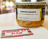 Haricots mogette